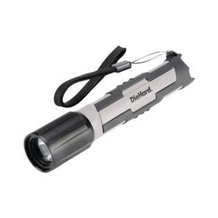 Die Hard 41-6006 4AAA Alum Flashlight 160 Lumen